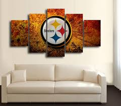Steelers Bathroom Set Pittsburgh Steelers Colors Paint Painting Ideas Man Cave Banner