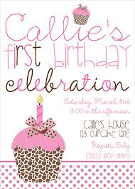 cupcake party invites sweet and cute from party box design