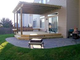 Outdoor Deck And Patio Ideas Best 25 Wood Deck Designs Ideas On Pinterest Backyard Decks