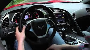 corvette stingray 2014 interior 2014 chevrolet corvette stingray interior in depth car and
