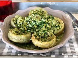 cuisiner coeur d artichaut salade de fonds d artichauts aux crevettes facile recette sur