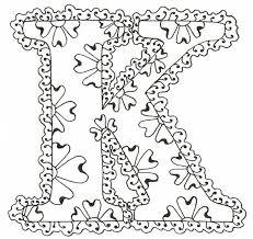 107 best alphabets k images on letter k lyrics and