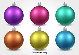 bright colored ornaments trees 2017