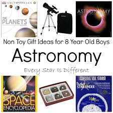 non gift ideas for 8 year boys every is different