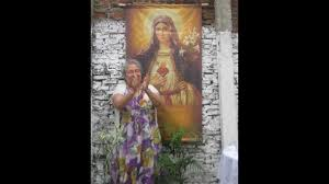miraculous pictures of jesus and the virgin mary youtube