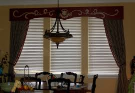 new window treatments for the kitchen beyond the screen door