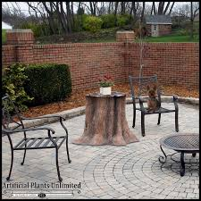 Tree Trunk Table Tree Trunk Table