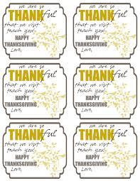 thanksgiving gift ideas for teachers divascuisine