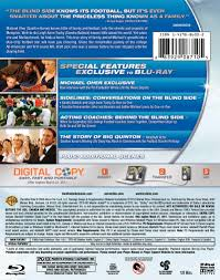The Blind Side Player The Blind Side Blu Ray