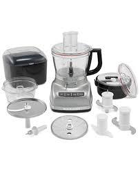 kitchen aid food processor kitchenaid kfp1466 14 cup food processor with exactslice