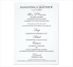 indian menu template house menu template