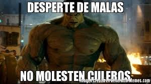 Memes De Hulk - memes de hulk galeria 14 imagenes graciosas