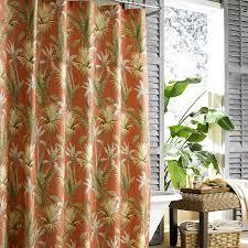tropical shower curtain ideas u2013 home design and decor