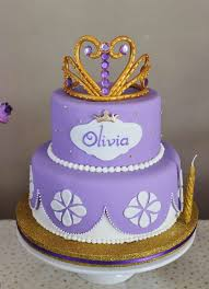 sofia the first birthday party ideas crown birthdays and cake