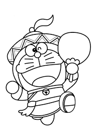 doraemon as chinese coloring page boys pages of kidscoloringpage