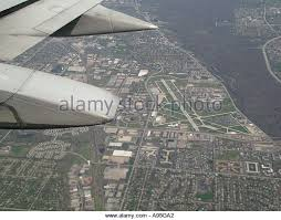Aerial view great lakes illinois stock photos aerial view great