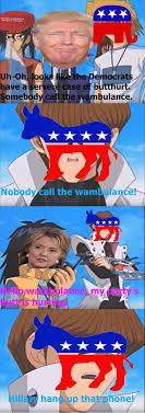 Wambulance Meme - make butthurt great again by ratchet321 meme center