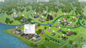 every world in the sims 4 remade by lilsimsie sims community