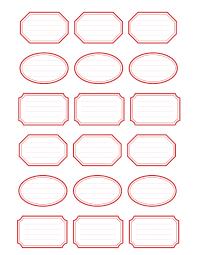 etiquettes imprimables free printable vintage label templates