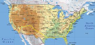 United States Map East Coast by Map Of Us West Coast States Map Of Us West Coast States Map Of