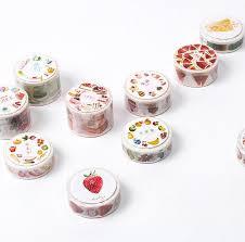 masking cuisine food design washi paper masking 1 diy journal