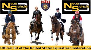 neue schule demi anky neue schule official bit of the united states equestrian federation