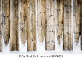 vintage wooden wall vintage wooden wall with snow winter and stock