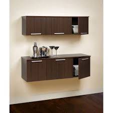 Bathroom Wall Mounted Cabinets by Coal Harbor Wall Mounted Buffet Walmart Com