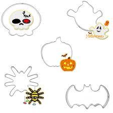 online get cheap halloween cookie cutter set aliexpress com