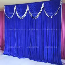 wedding backdrop curtains for sale express free shipping 3mx3m new design wedding backdrop curtain