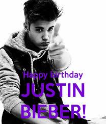 Justin Bieber Birthday Meme - justin bieber happy birthday meme bieber best of the funny meme