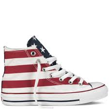 American Flag Shoes Chuck Taylor Stars And Bars Converse Gb