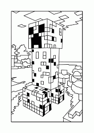 coloring pages minecraft pig coloring pages minecraft pig fresh best minecraft creeper coloring