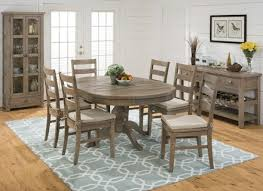 cow rug under dining room table trend of rug under dining room