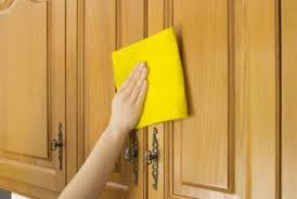 How To Clean Kitchen Cabinets Using Murphy Soap Home Guides SF - Cleaning kitchen wood cabinets