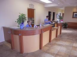 Free Reception Desk Dog Tie Up Hooks On Reception Desk Allow Client U0027s To Keep Their