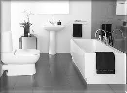 black and white bathrooms tjihome