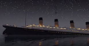 watch the titanic sink in real time in eerie animated recreation