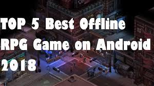 membuat game android menjadi offline top 5 best offline rpg game on android 2018 eng ind steemit
