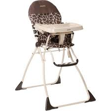 cosco flat fold high chair quigley walmart com