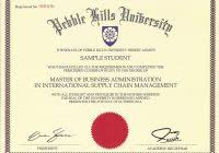 free fake certificates online best and various templates design