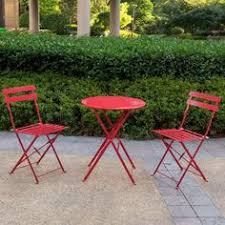 Keeran Bistro Table Image Description Chairs And Tables Out And In Pinterest