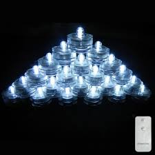 submersible led tea lights remote control submersible mini tea lights theinthing
