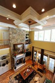 Two Story Family Room Traditional Living Room Other By - Two story family room