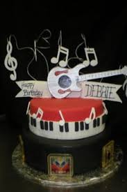 heavy metal rock n roll birthday birthday cakes pinterest