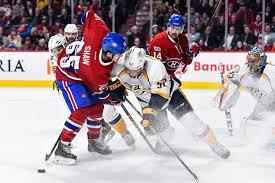 Seeking Montreal Nashville Predators Vs Montreal Canadiens Seeking A Regulation