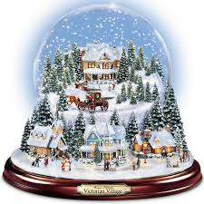 thomas kinkade christmas village sets cheminee website