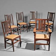 Stickley Dining Room Furniture Search All Lots Skinner Auctioneers