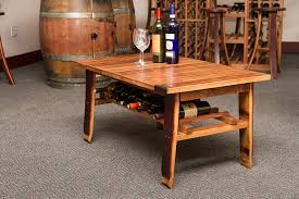 Country Coffee Table Wine Country Coffee Table Uniquely Practical