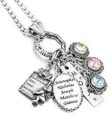 mothers necklaces with children s names 105 best personalized s jewelry images on charm